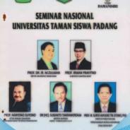 Seminar Nasional Universitas Taman Siswa Padang