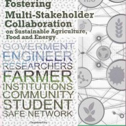 3rd International Conference Sustainable Agriculture, Food and Energy Fostering Multi-Stakeholder Collaboration of Sustainable Agriculture, Food and Energy Goverment Engineer Researchers Farmer Institution Community Student SAFE Network